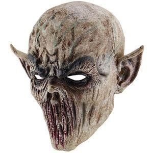 Halloween Demon Latex Full Mask 👻